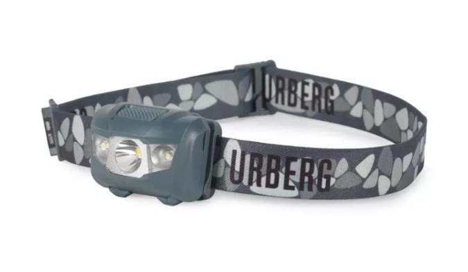 Urberg Basic Outdoor Headlamp test och recension.